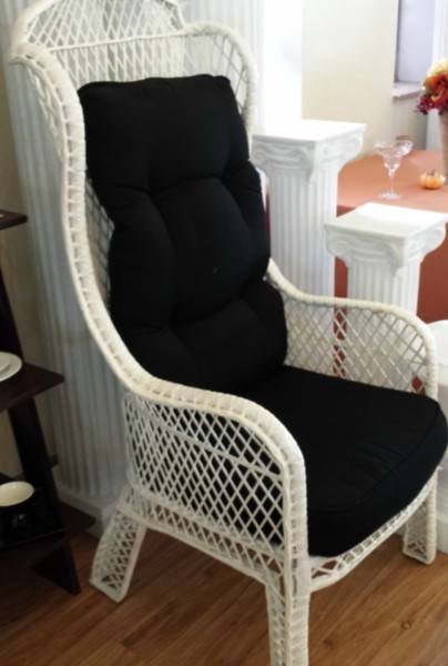 White King U0026 Queen Chairs